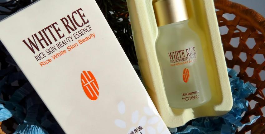 Антивозрастная лифтинг-эссенция с экстрактом белого риса и гиалуроновой кислотой от бренда ROREC - отзыв покупателя