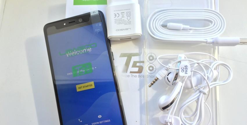 Смартфон LEAGOO T5 - отзыв покупателя