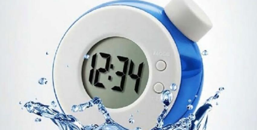 Часы, работающие на воде - отзыв покупателя
