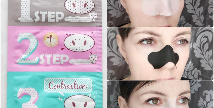 Трехфазная маска от черных точек и угрей от бренда Sumifun - отзыв покупателя