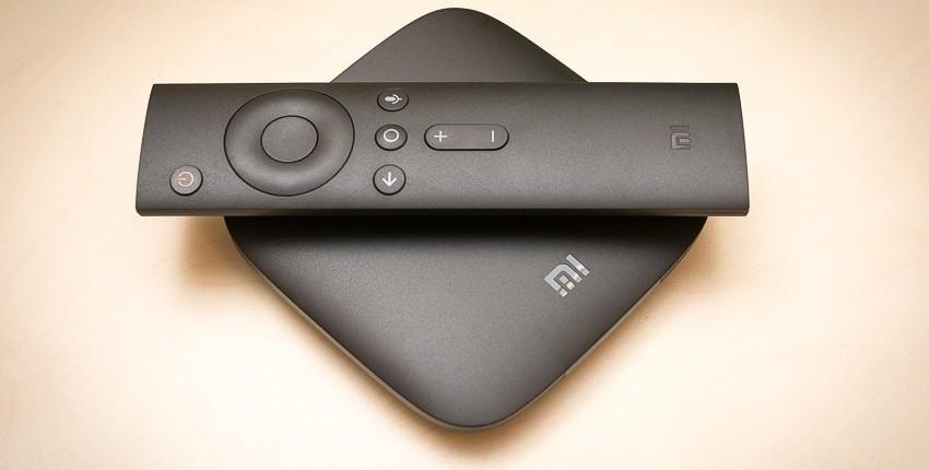 Console de mídia MI Xiaomi - comentários do cliente