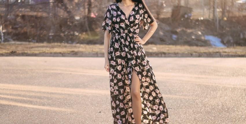 Классное платье OLOME - отзыв покупателя