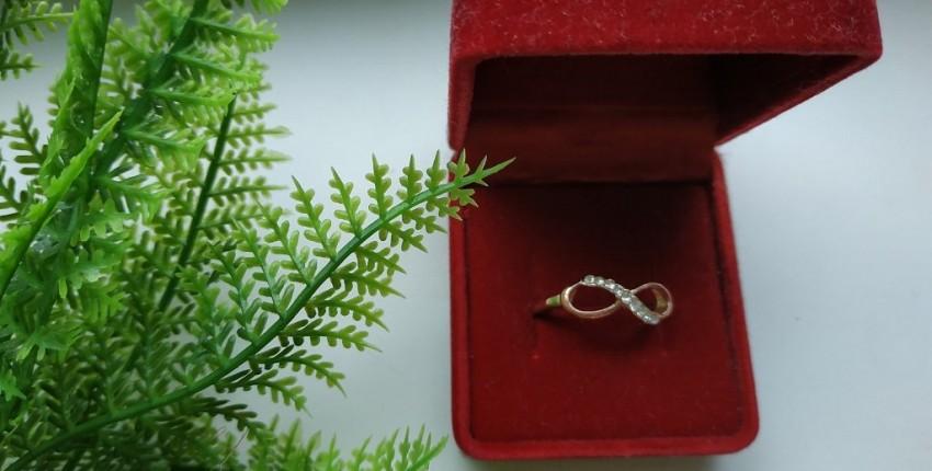 Красивое кольцо. - отзыв покупателя