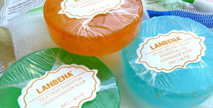 Восхитительное омолаживающее мыло ручной работы от LANBENA - отзыв покупателя