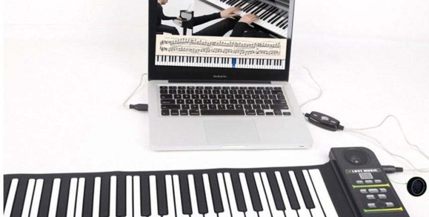 Раскладное пианино - Лучший компактный вариант для музыкантов! - отзыв покупателя