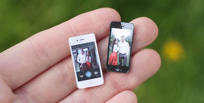 iPhone самый маленький в мире - отзыв покупателя