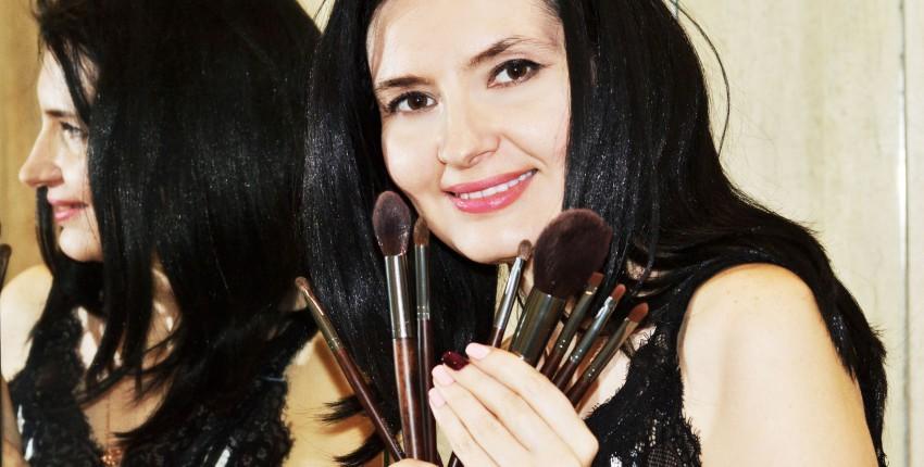 Решено стану визажистом с шикарным набором кистей для макияжа ENZO_KEN - отзыв покупателя