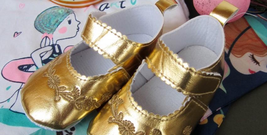 Туфельки для принцесс - отзыв покупателя