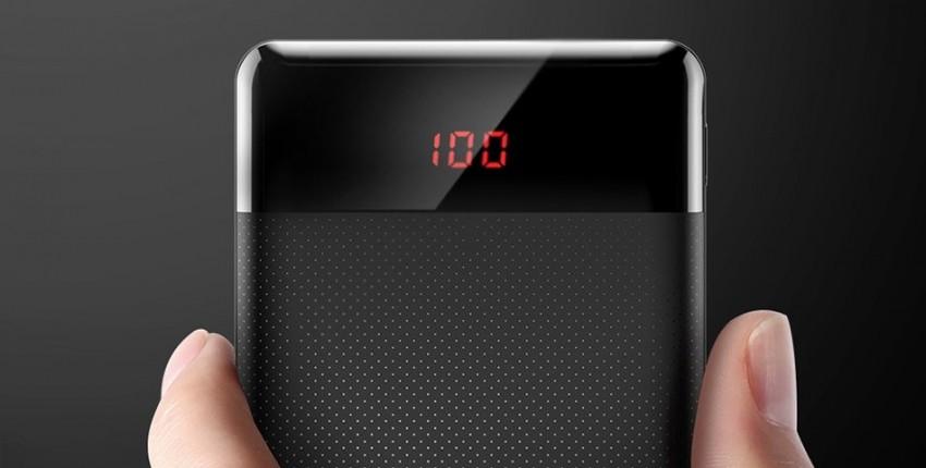 Baseus 10000 мАч повербанк для телефонов для Xiaomi samsung iPhone huawei