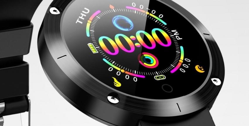 Новый Makibes DM58 плюс Bluetooth браслет - отзыв покупателя