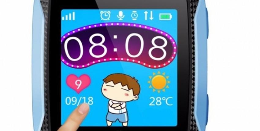 Q528 ДЕТСКИЕ Смарт-часы gps Камера фонарик SOS вызов - отзыв покупателя
