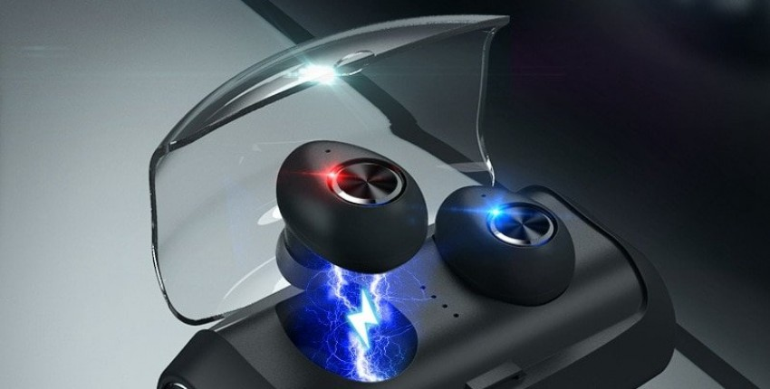 Беспроводные наушники Bluetooth V5.0 EDR