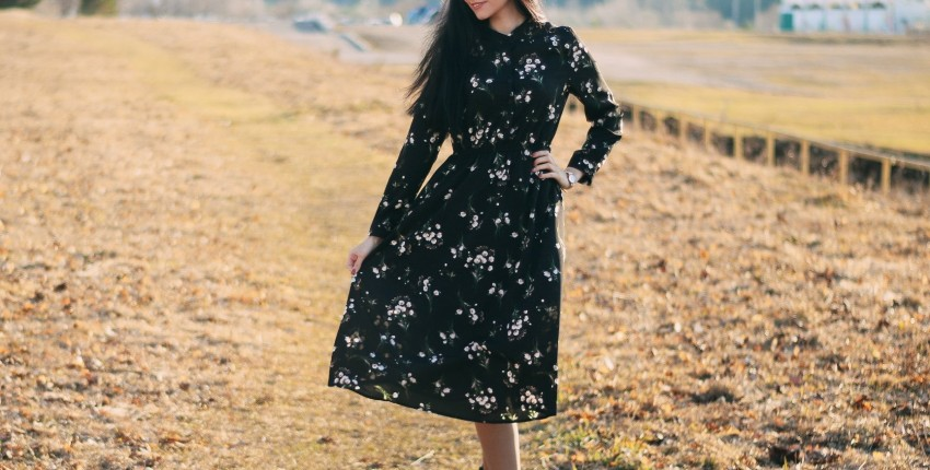 Симпатичное платье Stinlicher - отзыв покупателя