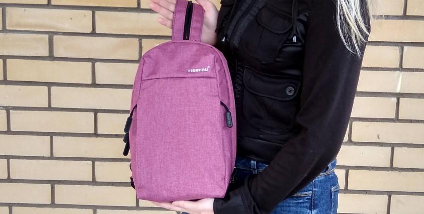Классный женский рюкзачок от TIGERNU - отзыв покупателя