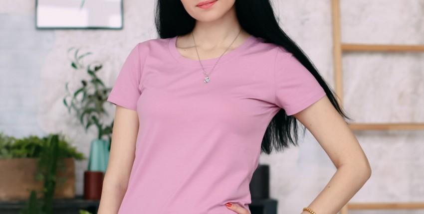 Базовая футболка Ezsskj - отзыв покупателя