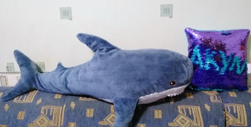 Зубастая акула. - отзыв покупателя