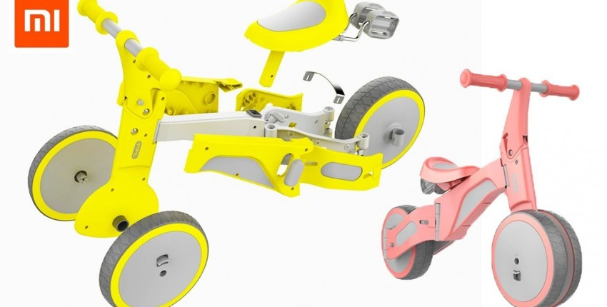 Детский велосипед Deformable Dual Mode Bike Xiaomi youpin