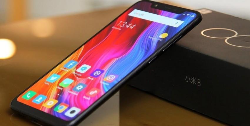 Xiaomi mi 8 - отзыв покупателя