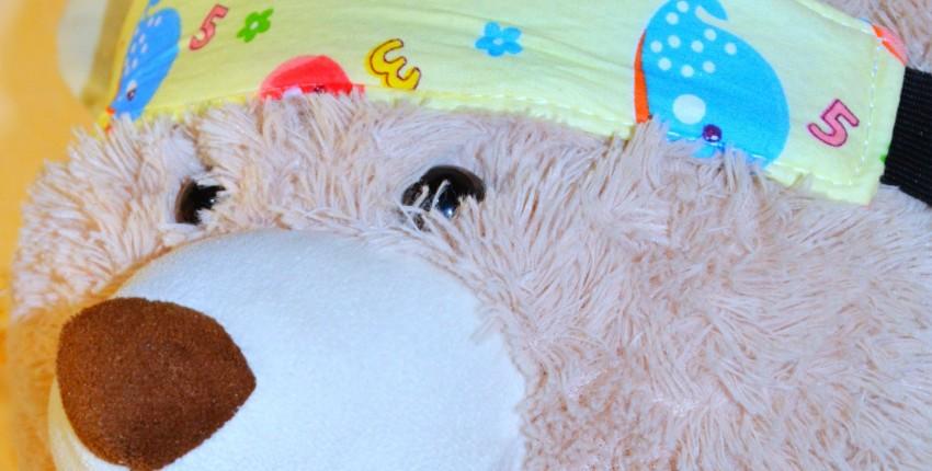 Ремень безопасности с подушкой с магазина HelloHello - отзыв покупателя