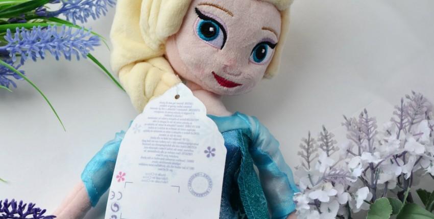 милая Кукла Эльза в подарок моей малышке на день рождение. - отзыв покупателя