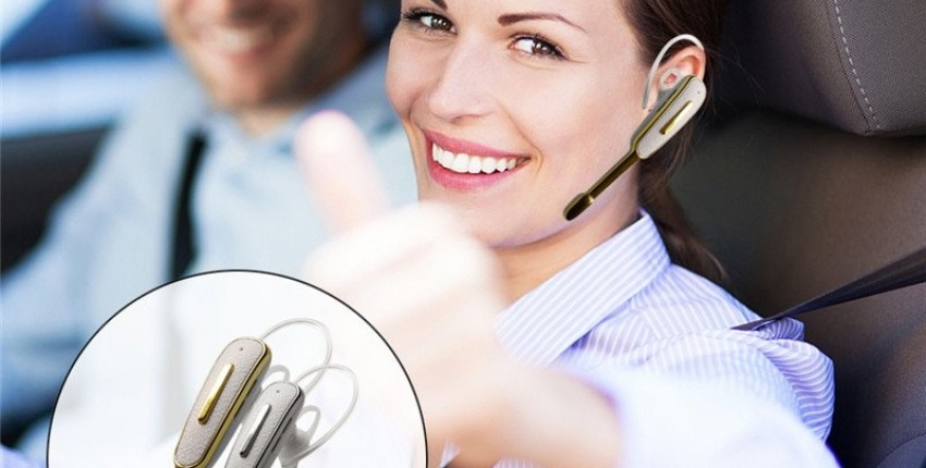 Беспроводная Bluetooth Гарнитура - отзыв покупателя