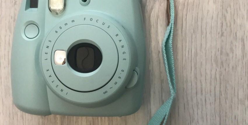 Обзор на Fujifilm Instax mini 9 - отзыв покупателя