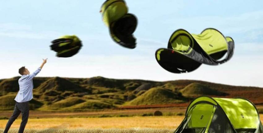 Палатка Xiaomi Camping Tent - отзыв покупателя