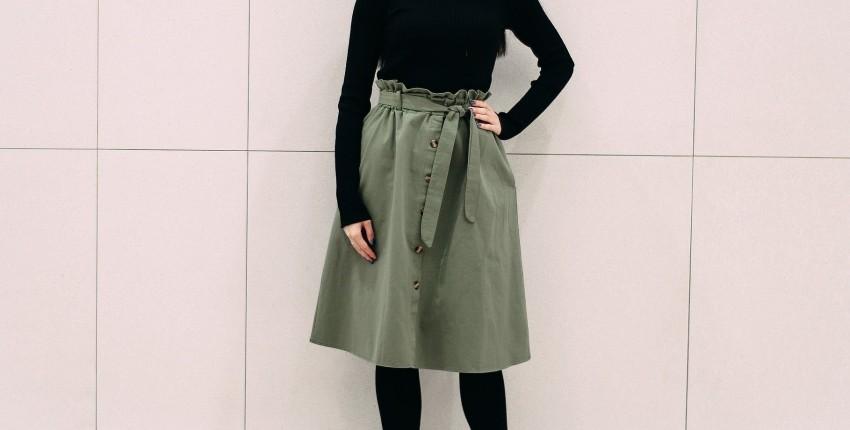 Отличная юбка boussac - отзыв покупателя