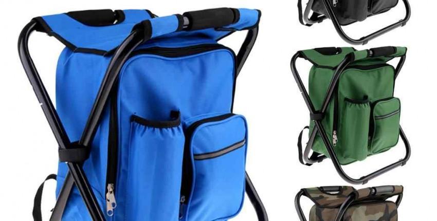 Портативный Многофункциональный Складная сумка-холодильник - отзыв покупателя