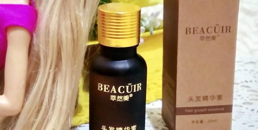 Уход за волосами с BEACUIR - отзыв покупателя