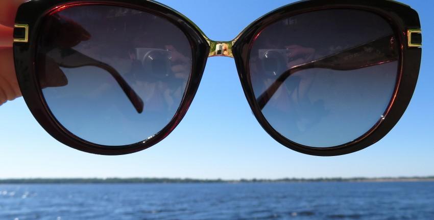 Стильные поляризационные солнцезащитные очки с UV-защитой от MILEY PASON
