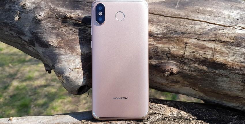 Обзор смартфона Homtom H5: Имя ему легион - отзыв покупателя