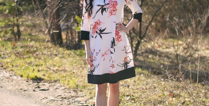 Милое платье SHEIN - отзыв покупателя