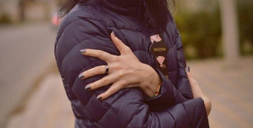 Демисезонная курточка на пуху согреет меня у костра - отзыв покупателя