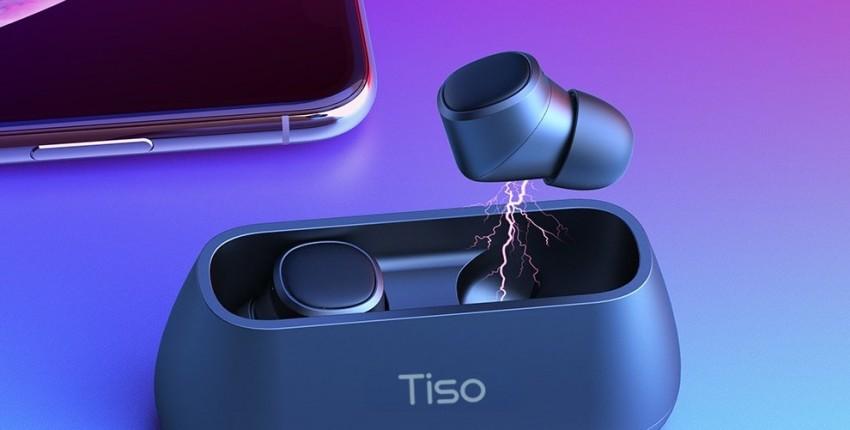 Суперские беспроводные наушники от Tiso