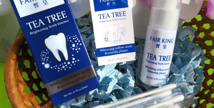 Эссенция для отбеливания зубов от FAIR KING - отзыв покупателя