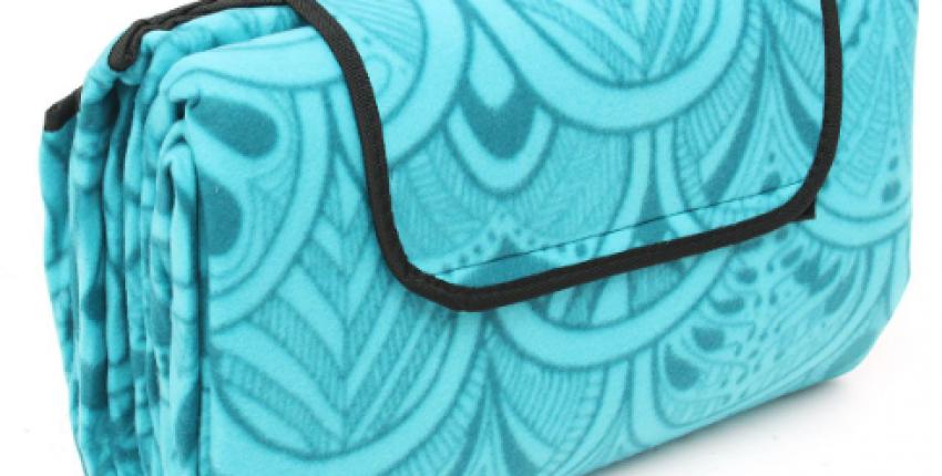 Складной мягкий коврик для пикника - отзыв покупателя