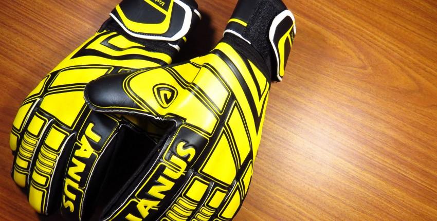Футбольные перчатки Janus с AliExpress - отзыв покупателя