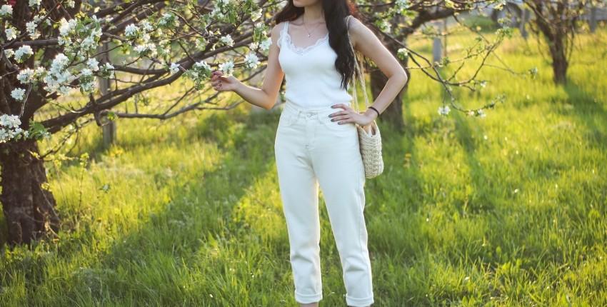 Светлые джинсы Streamgirl - отзыв покупателя