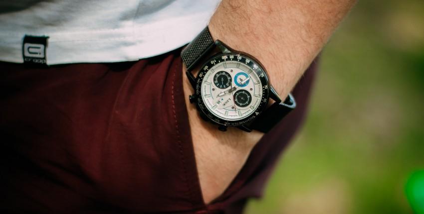 Кварцевые часы LIGE - отзыв покупателя