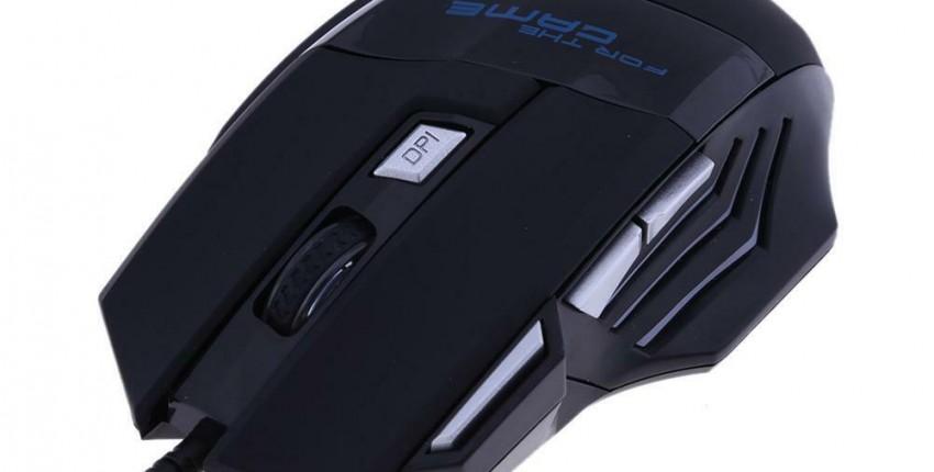 Обзор мышки ZUOYA 5500 dpi Gaming Mouse - отзыв покупателя
