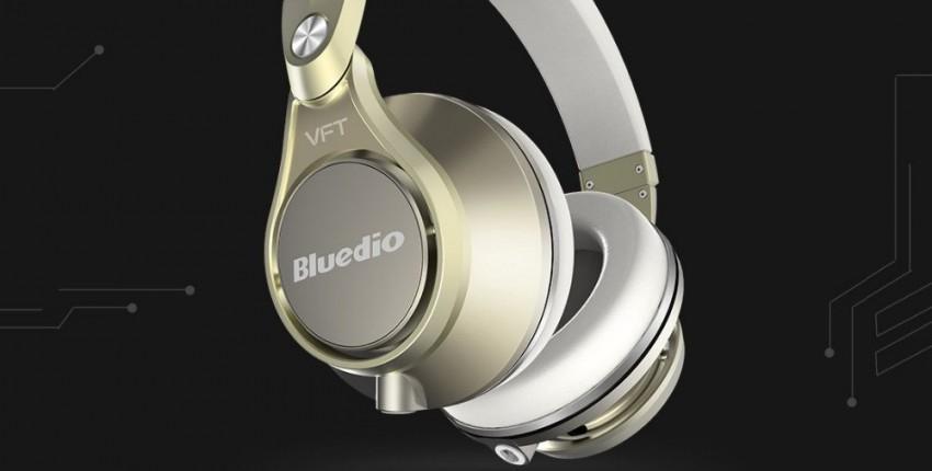 Bluedio UFO PLUS высококачественные наушники - отзыв покупателя