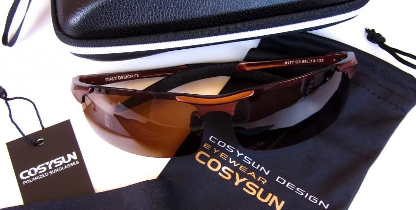 Очки с поляризацией COSYSUN - отзыв покупателя
