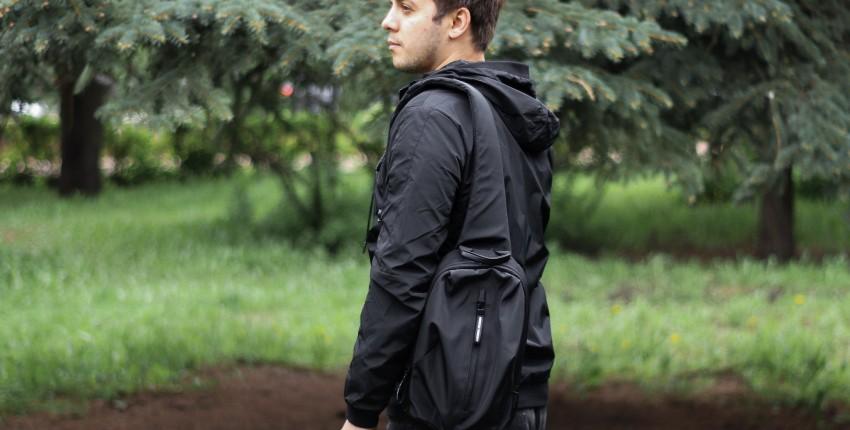 Качественная мужская сумка Heroic Knight