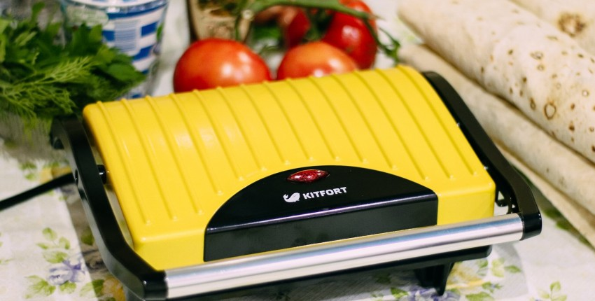 Сэндвичница Kitfort  KT-1609-2 - отзыв покупателя