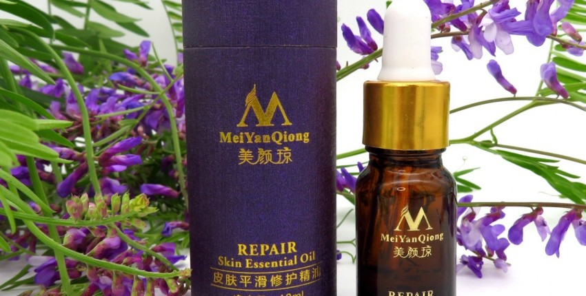 Комбинированное эфирное масло для помощи проблемной коже - отзыв покупателя