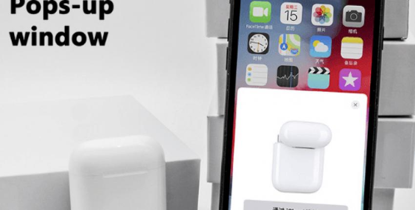 AirPods Bluetooth 5.0 наушники i20 TWS