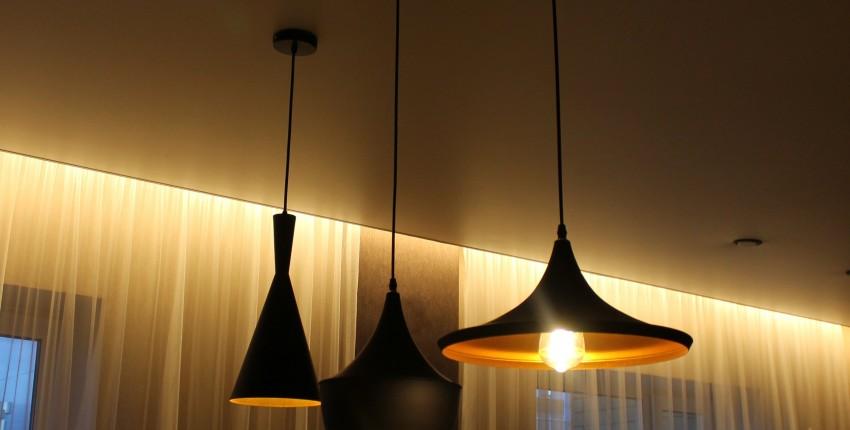 Подвесные светильники в стиле лофт - отзыв покупателя