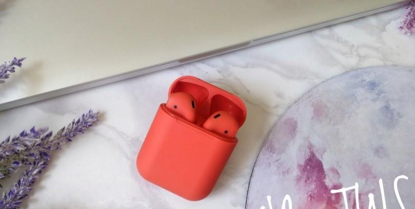 Беспроводные наушники i12 TWS от бренда Hicity