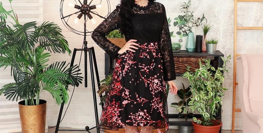 Нарядное платье TAOYIZHUAI - отзыв покупателя